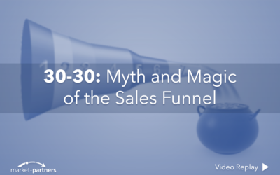 30-30: Myth and Magic of the Sales Funnel