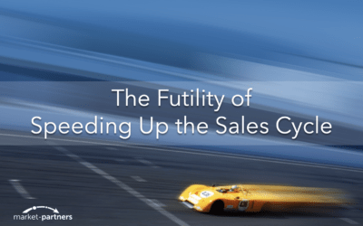 The Futility of Speeding Up the Sales Cycle